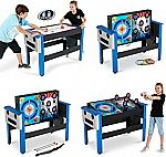 MD Sports 4-in-1 Swivel Combo Table $30 (org $100)
