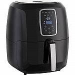 Emerald 5.2L Digital Air Fryer $60 (org $140)