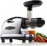 Omega J8006 Nutrition Center Masticating Juicer $210