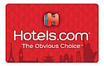 $100 Hotels.com Gift Card for $85