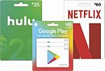Best Buy: Buy $100 Worth of Gift Cards & Get $10 Best Buy GC (Nike, Hotels.com, Netflix, Hulu & More)
