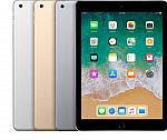 New Apple iPad 128GB 2018 WiFi (6th Generation) $346