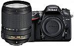 Nikon D5600 DSLR Body + Nikon AF-S DX 18-140mm f/3.5-5.6G ED Lens $697