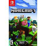 Minecraft, Nintendo, Nintendo Switch $20 (org $30)