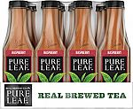 12-Pack of 18.5-oz Pure Leaf Iced Tea $7