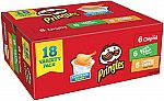 18-Count Pringles Snack Stacks Variety Pack (3 Flavors) $5.70