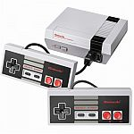 Nintendo - NES Classic Console & NES Controller Package $70
