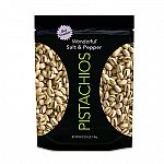 Sam's Club Members: 40oz. Wonderful Salt and Pepper Pistachios $10.98 + Free Shipping