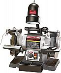 "CRAFTSMAN 921154 6"" Variable Speed Grinding Center $68.47 (Reg $130)"