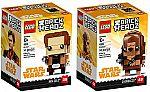 LEGO Brickheadz Bundle 66591 Building Kit (290 Piece) $5.96