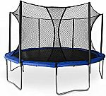 JumpSport SkyBounce ES 14' Trampoline with Enclosure $305 (orig. $509) and more