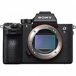 up to $300 trade-in bonus w/purchase of select Sony A Full-frame cameras