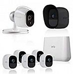 NETGEAR Arlo by NETGEAR Security System - 1 Wire-Free HD Camera| Indoor/Outdoor | Night Vision (VMS3130) $100 (44% Off) & More