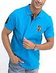 (Exclusive) US Polo - Solid Polo Shirts $15 + Free Shipping