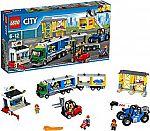 LEGO Town Cargo Terminal 60169 $49
