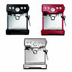 Breville BES840 The Infuser Espresso / Coffee Machine $340 (org $665)