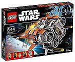 LEGO Star Wars Jakku Quad Jumper 75178 Building Kit $30 (org $50)
