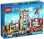 LEGO City Fire Station (60110) $51 (orig. $100)
