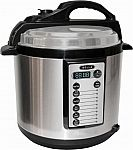 Bella 6-Quart Pressure Cooker $40