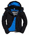 Mens Superdry Pop Zip Hooded Arctic Windcheater Jacket $37 + Free Shipping and more