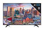 """TCL 43S517 43"""" 4K Dolby Vision HDR Roku Smart TV (2018 Model) $300 + 10% Back in eBay Bucks"""