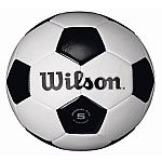 Wilson Traditional Soccer Ball (Size 5) $7.20