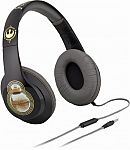 iHome Kids' Star Wars Wired Over-The-Ear Headphones w/ Mic (3 styles) $10
