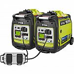 Ryobi 2-2300watt Invertors and Parallel Kit $999 (Org $1199)