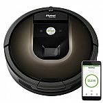 iRobot Roomba 985 Wi-Fi Connected Robot Vacuum $500