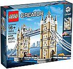 LEGO Creator Tower Bridge 10214 $212.56