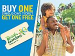 Busch Gardens Tampa Bay Florida: Buy One Get One Free single-day admission
