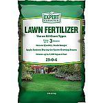 Expert Gardener Lawn Food 14-lb. Bag $5 (Org $10)