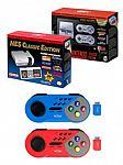 Nintendo NES Classic + SNES Classic and YoK Wireless Controllers Bundle $160
