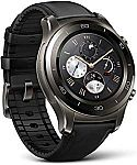 Huawei - Watch 2 Classic Smartwatch 45mm Stainless steel - Titanium Gray $180
