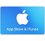 $50 App Store & iTunes Gift Card $42.50 (Email Delievery)