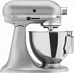 KitchenAid - KSM85PBSM Tilt-Head Stand Mixer $180 (org $400)