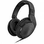 Sennheiser HD 200 Pro Monitoring Headphones + $30 BH Gift Card $69.99
