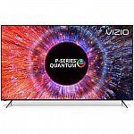 "Sam's Club Members: 65"" Vizio PQ65-F1 Quantum 4K HDR Smart TV $1,499"