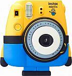 Fujifilm Minion instax mini 8 Instant Film Camera $40
