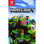 Minecraft, Nintendo, Nintendo Switch $19.99