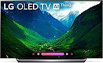 LG OLED77C8PUA 77-Inch 4K Ultra HD Smart OLED TV (2018 Model) $5000