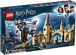 LEGO Harry Potter Hogwarts Whomping Willow Building Kit $59.68