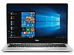 "Dell Inspiron 13.3"" FHD IPS Laptop (i7-8550U 16GB 256GB SSD) $780"