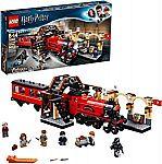 LEGO Harry Potter Hogwarts Express 75955 Building Kit (801 Piece) for $64 (org $80)