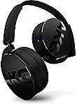 AKG Y50BT On-Ear Bluetooth Headphones $40
