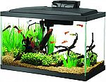 Aqueon Fish Aquarium Starter Kit LED, 10 gallon $45 (Reg $100)