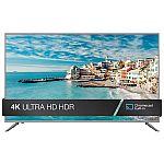 """JVC 55"""" 4K UHD HDR Smart LED TV w/ Built-in Chromecast (2018) $300"""