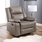 Perth Rocker Recliner Chair by Abbyson Living $269