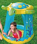 H2OGO! Turtle Totz Inflatable Play Pool $5 (org $20)