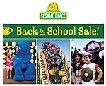 Back to School Flash Sale: $35 Single Day Ticket (through 9/30)